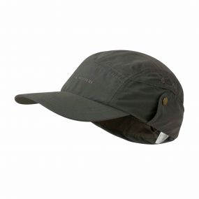 Insect Shield Desert Hat Dark Khaki