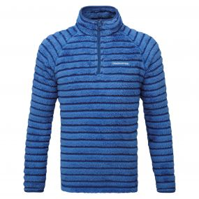 Appleby Half Zip Sport Blue