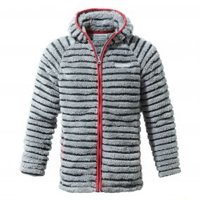 Farley Hooded Jacket Quarry Grey
