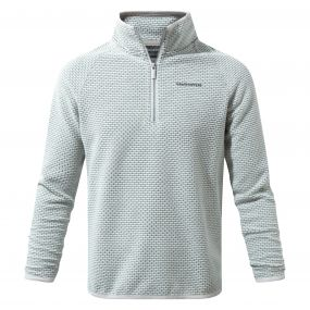 Crossley Half-Zip Fleece Bone