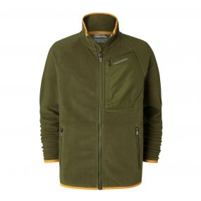 Tully Jacket Dark Moss
