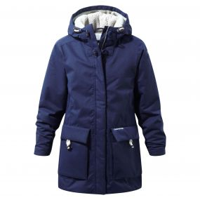 Freya Jacket Night Blue
