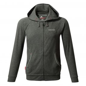 NosiLife Ryley Hoody Black Pepper Marl