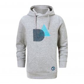Discovery Adventures Hoody Quarry Grey Marl