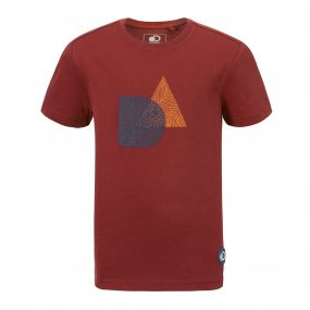 Discovery Adventures Short-Sleeved T-Shirt  Carmine Red