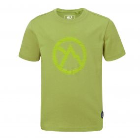 Discovery Adventures Short-Sleeved T-Shirt  Spiced Lime