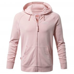 Insect Shield Ryley Hoody Blossom Pink