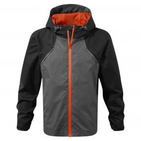 Appin Jacket Black / Dark Grey