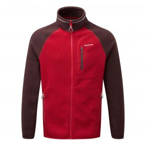 Ryeland Interactive Jacket Maple Red Chester Red