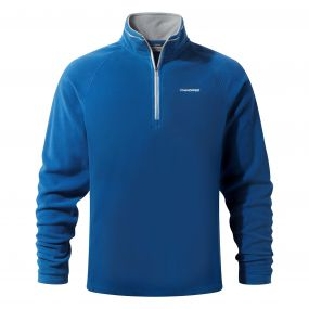 Selby Half-Zip Fleece Deep Blue