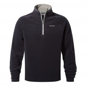 Selby Half-Zip Fleece Dark Navy
