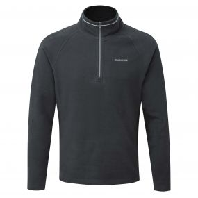 Selby Half-Zip Fleece Black Pepper