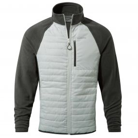 C65 Hybrid Jacket Light Grey / Black Pepper