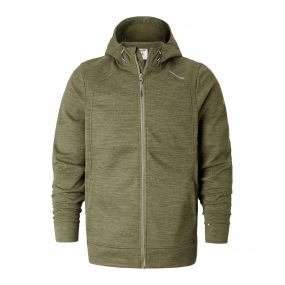 Vector Hooded Jacket Dark Moss