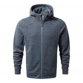 Vector Hooded Jacket Ocean Blue