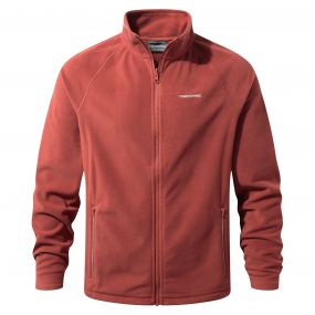 Selby Interactive Fleece Redwood
