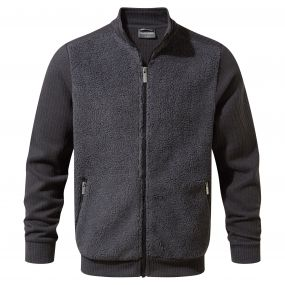 Leathen Jacket Black Pepper Marl