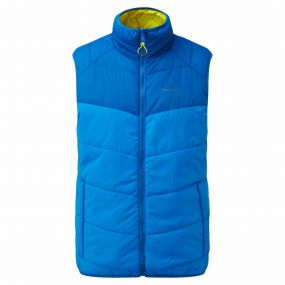 Compress Lite Vest Sport Blue Deep China Blue