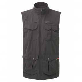 NosiLife Adventure Gilet Black Pepper