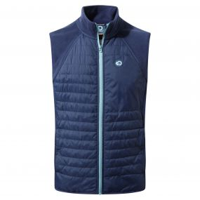 Discovery Adventures Hybrid Vest Night Blue