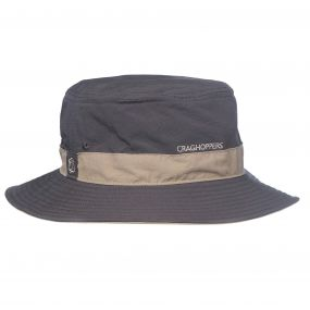 NosiLife Jungle Hat Black Pepper / Pebble