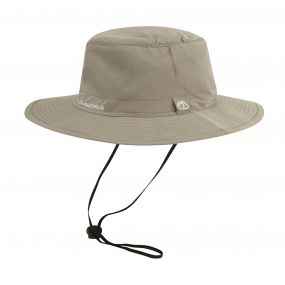 Insect Shield Outback Hat Pebble