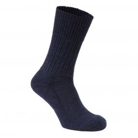 Mens Hiker Socks Deep Blue / Royal Navy