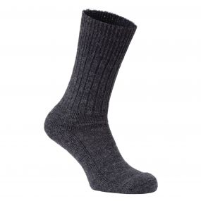 Mens Hiker Socks Black Pepper Marl