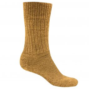 Mens Wool Explorer Sock Dirty Olive Marl