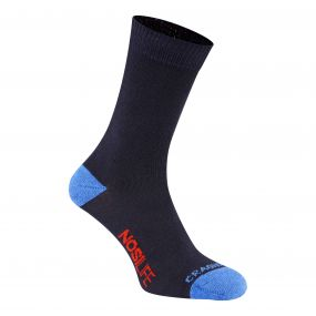 Single Pack NosiLife Travel Sock Dark Navy
