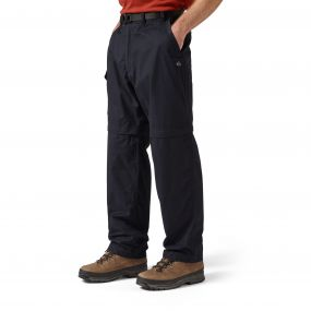 Kiwi Convertible Pants Dark Navy