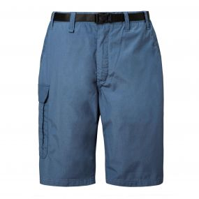 Kiwi Long Shorts Ocean Blue