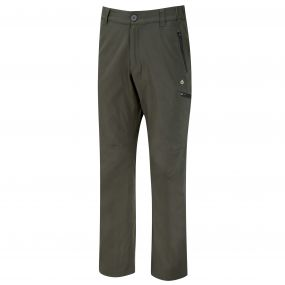 Kiwi Pro Stretch Pants Dark Khaki