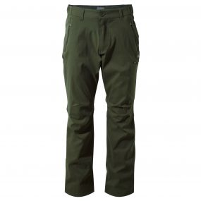 Kiwi Pro Action Trousers Dark Khaki