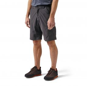 NosiLife Cargo Shorts Black Pepper