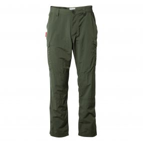 NosiLife Cargo Trousers Dark Khaki