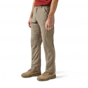 NosiLife Cargo Trousers Pebble