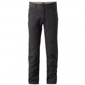Wetherby Trouser Black Pepper Grey