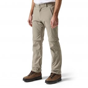 NosiLife Pro Convertible Trousers Pebble
