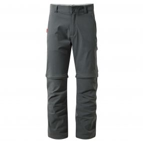NosiLife Pro Convertible Trousers Elephant