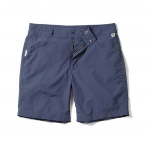 Leon Swim Shorts Dusk Blue
