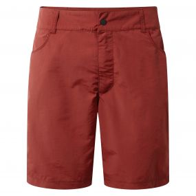 Leon Swim Shorts Carmine Red