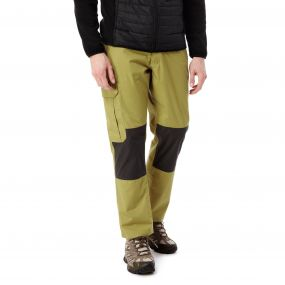 Traverse Trousers Light Olive / Black Pepper