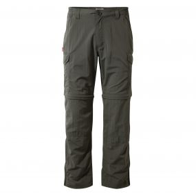 Insect Shield Convertible Pants Bark