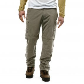 Insect Shield Convertible Pants       Pebble