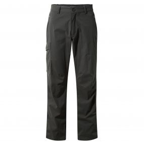 ProLite Stretch Trousers Black Pepper