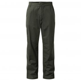C65 Trousers Dark Khaki