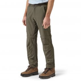 Trek Convertible Pants Bark