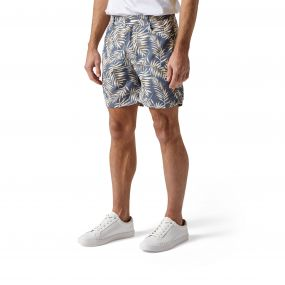 Whitehaven Shorts Ocean Blue Print