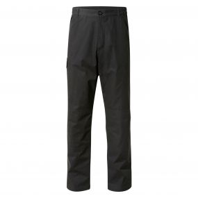 Discovery Adventures Cargo Trousers Black